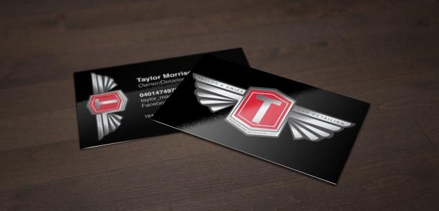 TSCD Business Cards