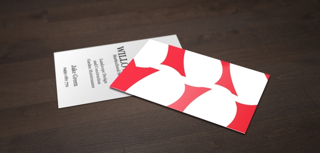 Willowgum Business Cards