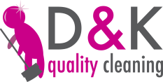 D&K Cleaning Logo